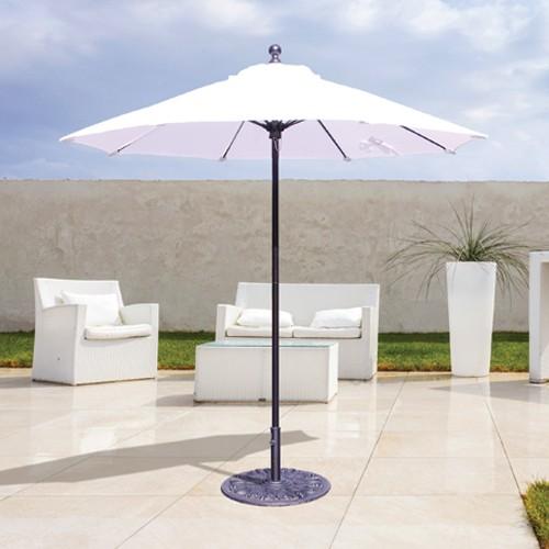 7 1/2' Fiberglass Rib Commercial Patio Umbrella