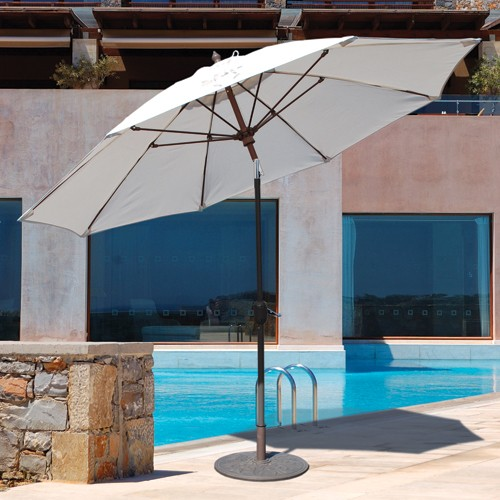 9' Fiberglass Rib Patio Umbrella