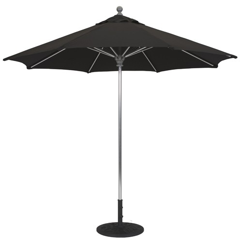 9' Commercial Patio Umbrella with Suncrylic Fabrics