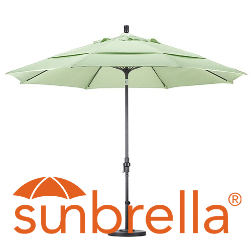 11' Sunbrella Patio Umbrellas