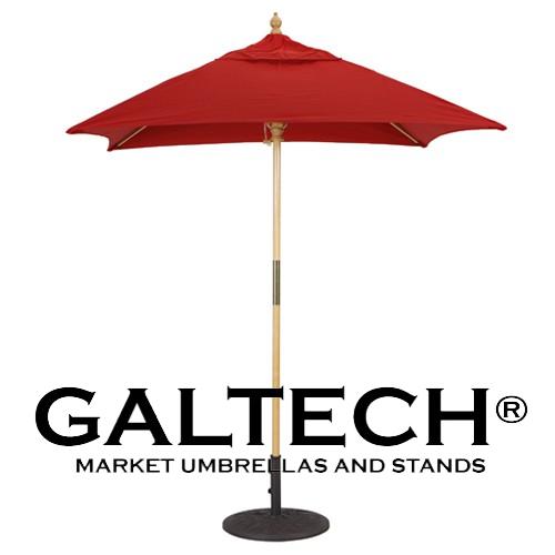 6' Galtech Umbrellas